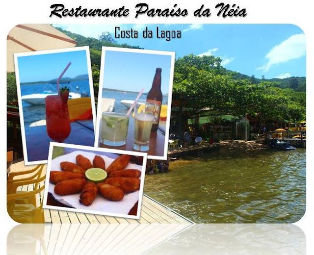 Paraíso da Néia: O cenário perfeito do verão