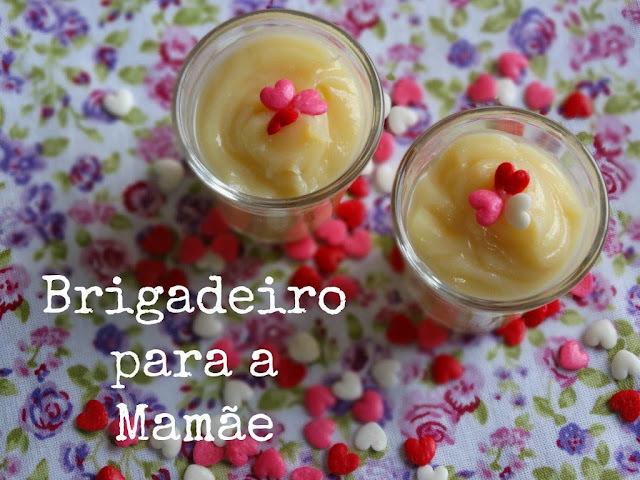 Brigadeiro Cremoso de Champanhe - Receitinhas para Mamães