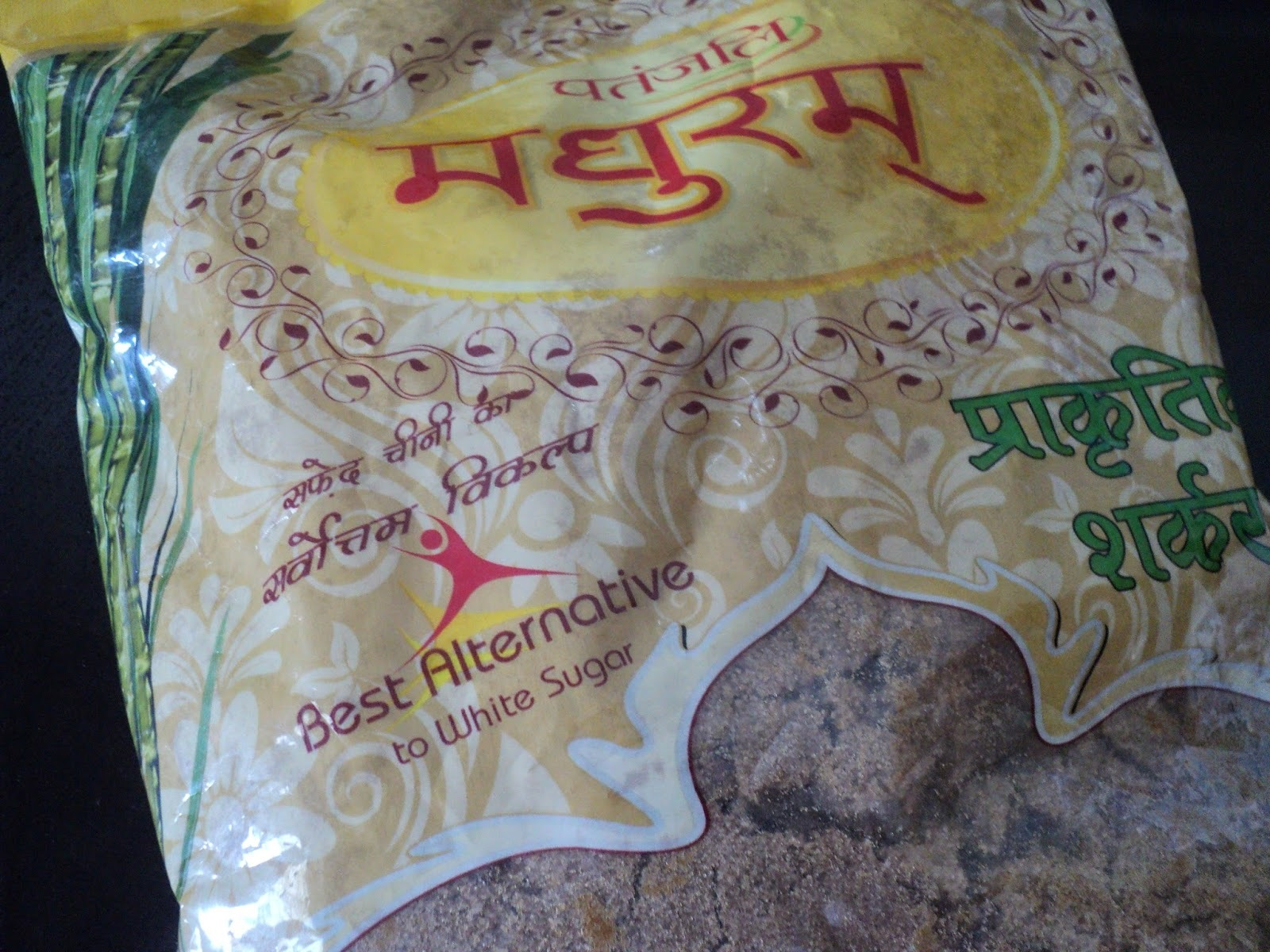 Patanjali Madhuram Natural Sugar Review
