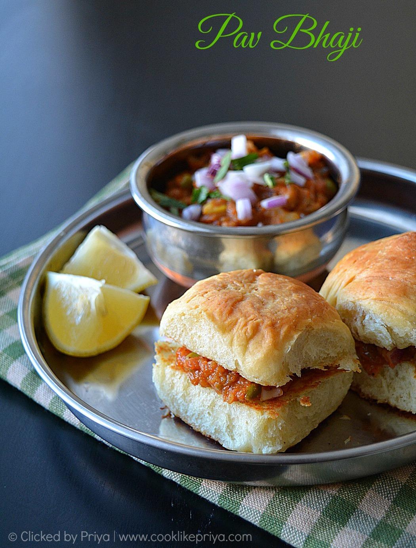 Pav Bhaji Masala | Mumbai Style Pav Bhaji Recipe