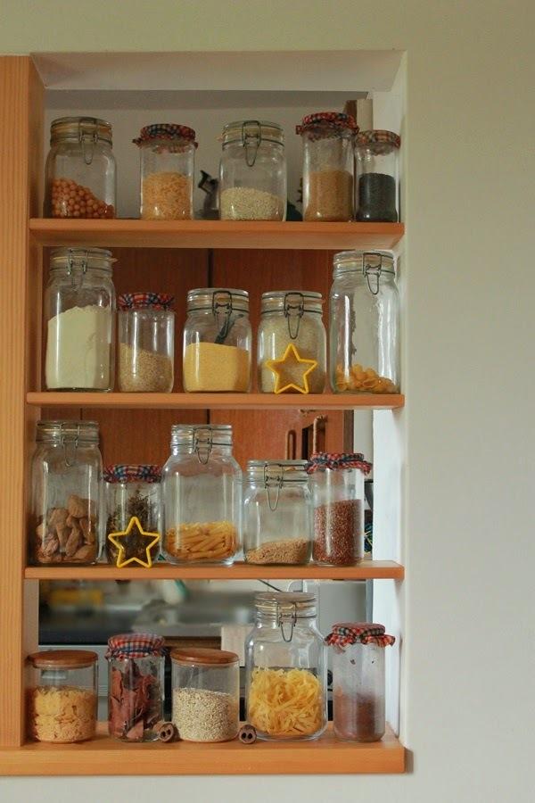 DIY: Šareni poklopci za staklenke