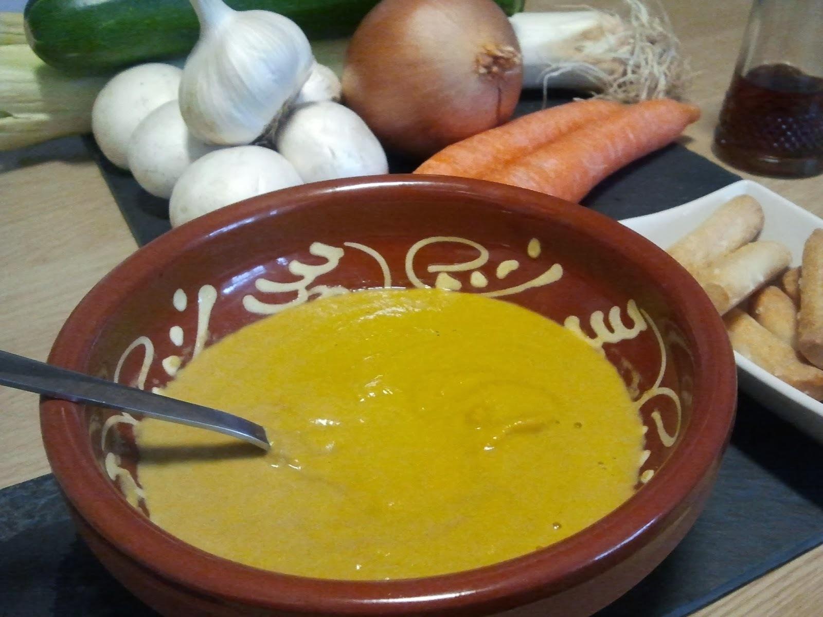 Crema de Verduras Casera ¿Cómo se hace?