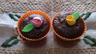 Cupscakes de chocolate Zás-Trás