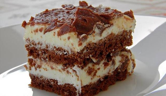 MLIJEČNE KOCKE: Sočan i mekan kolač koji će vas osvojiti na prvi pogled
