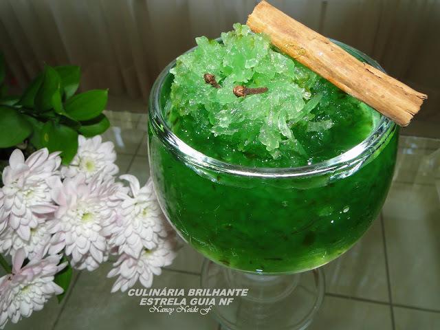 doce de mamão verde ralado com leite condensado