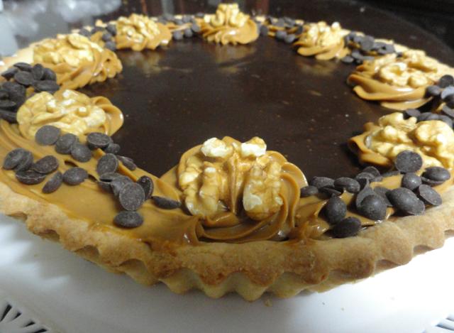 como hacer una tarta cabsha facil