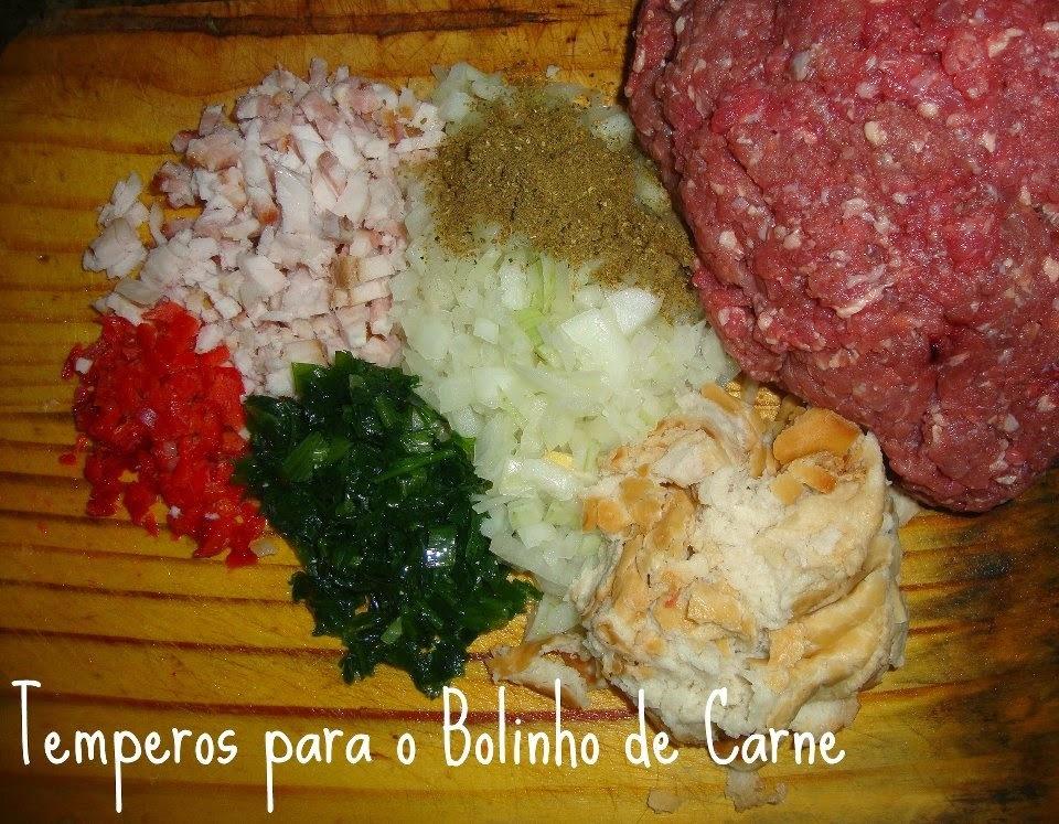 Bolinho de Carne
