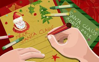 Meu Pedido: Que todas vocês tenham um Feliz Natal!!!