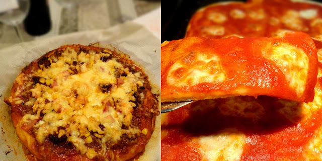 Masa Casera de Pizza... ¿Fina y Crujiente o Gordita y esponjosa? Pizza Margarita y Pizza Barbacoa
