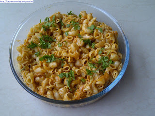 how to cook pasta in indian style