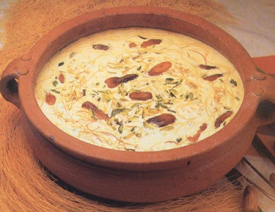 Sheer Khurma: Vermicelli Pudding