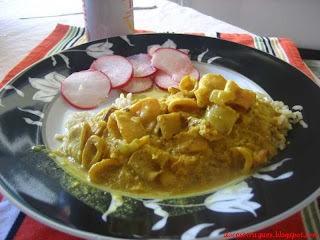 Curry de lula
