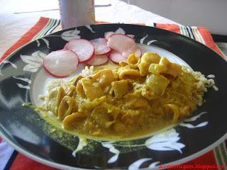 Curry de lula