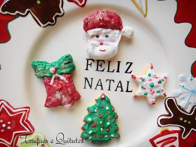 Biscoitinhos de Natal com Kit Mago