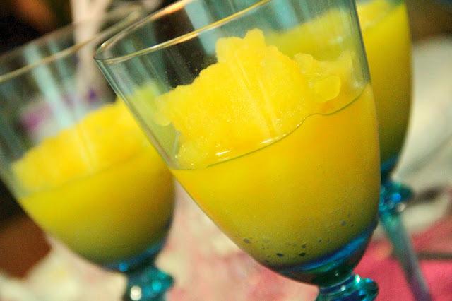 frozen de morango com vodka