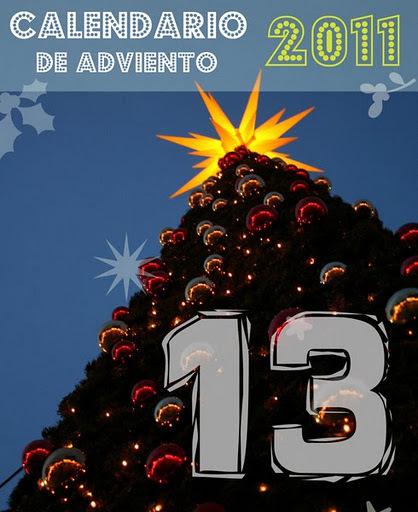Calendario de adviento 2011: Torta Negra de Navidad