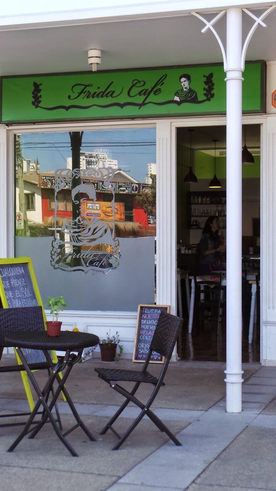 Frida Cafe: Lo Ame! Frida y cosas ricas en un solo lugar!!!