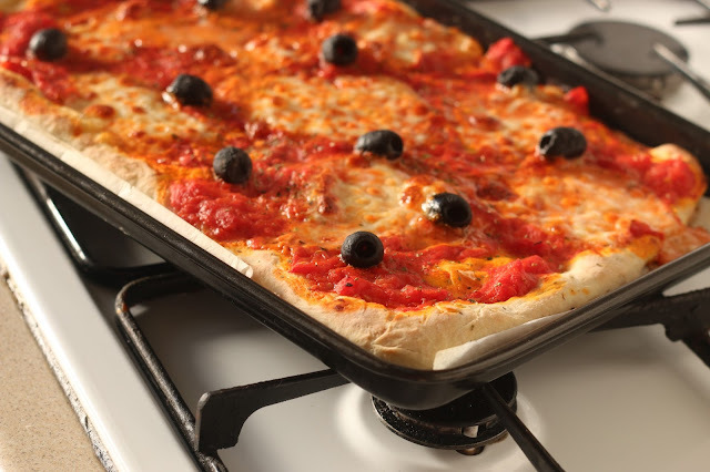 Cesto na pizzu podla Jamieho Olivera