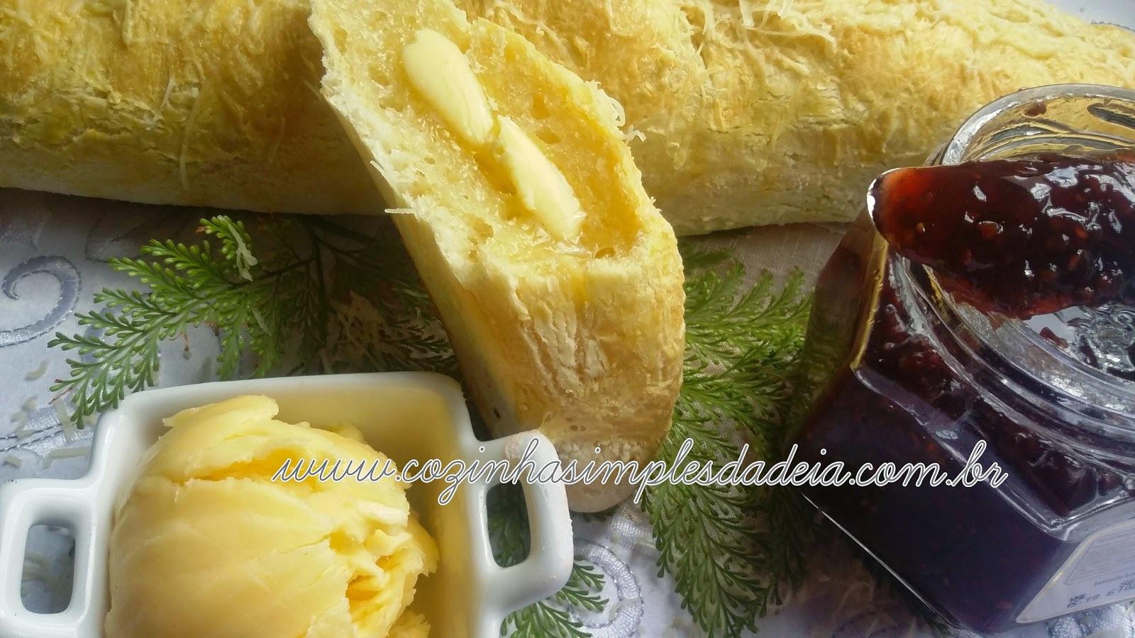 Baguete de Polvilho
