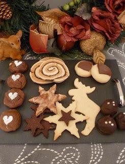 Biscuits de Noël: Les préférés de la famille.