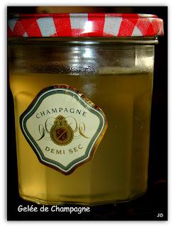 Gelée de Champagne