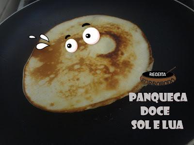 PANQUECA DOCE SOL E LUA