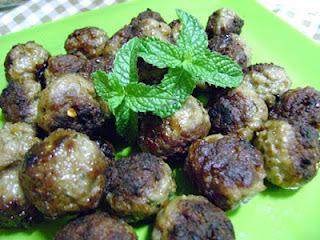 Kafta, comida árabe de verdade