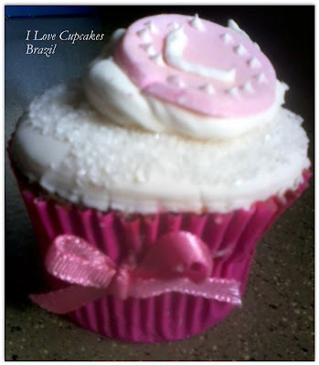 Cupcake Aniversário infantil