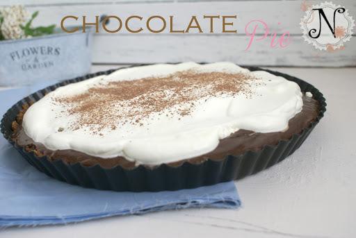 Romantic recipe: Chocolate pie / Čokoladna pita
