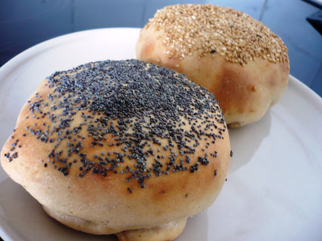 Buns farcis : version végétarien cheese