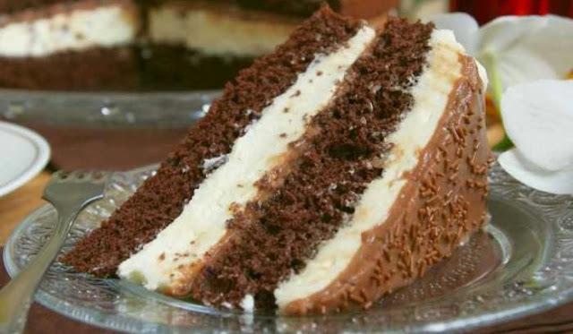 MLIJEČNA TORTA: Raskošna i kremasta slastica