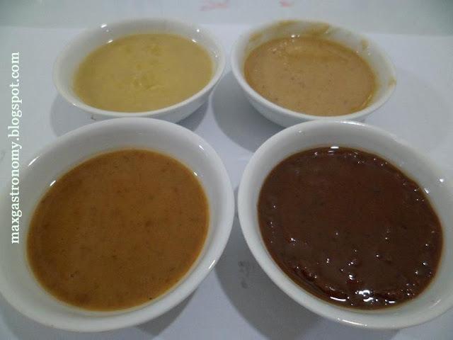 Receita No. 175 - Roux (Massa de Trigo e Manteiga)