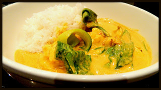 hoki fish curry