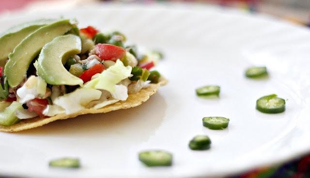 Ensalada Mexicana de atún