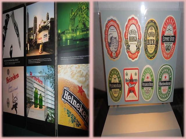 O museu da cerveja Heineken