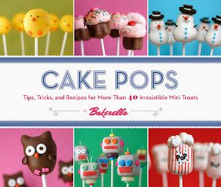 Os Cake Pops estão a chegar..............