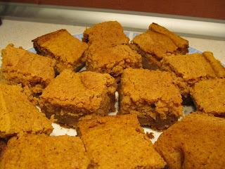 Sütőtökös piskóta (gluténmentes, tojásmentes, tejmentes)