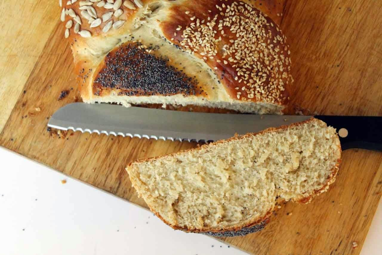 Un Pan Sabroso, el Pan de Jalá o Challah