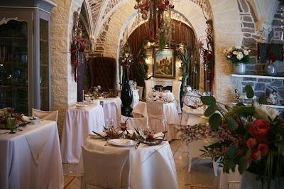 Restaurante Chateau de Fleurs