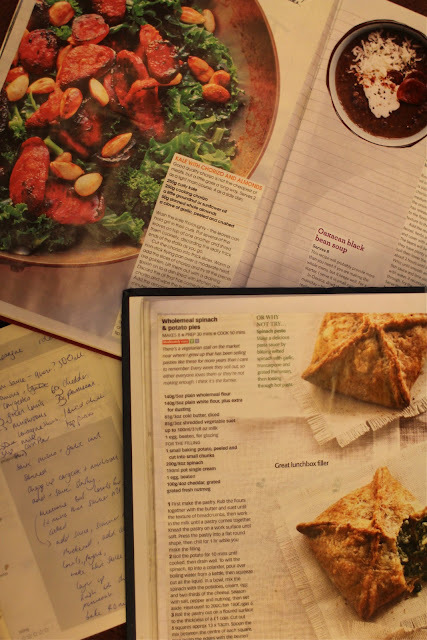 Great Christmas Present Ideas for Foodies - My favourite recipe books and online resources