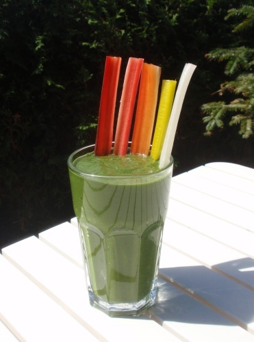 Čo je to vlastne zelený smoothie a prečo by ste sa mali odvážiť ho vypiť