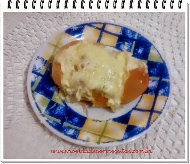 """Pão de Alho do """" Ana Maria Brogui """""""