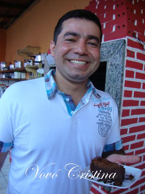 BOLO DE CHOCOLATE DO FÁBIO