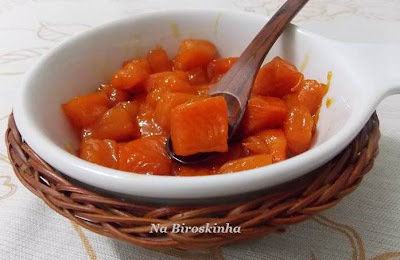 Abóbora Caramelada