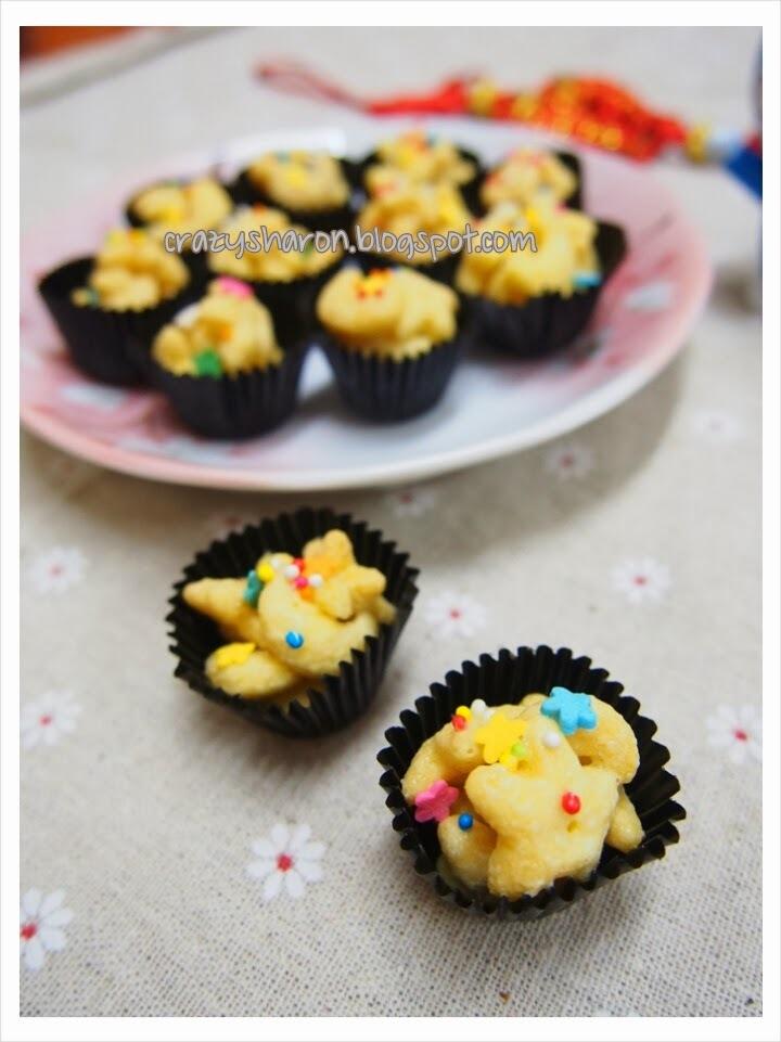 新年年饼2014- 甜蜜星星迷你杯