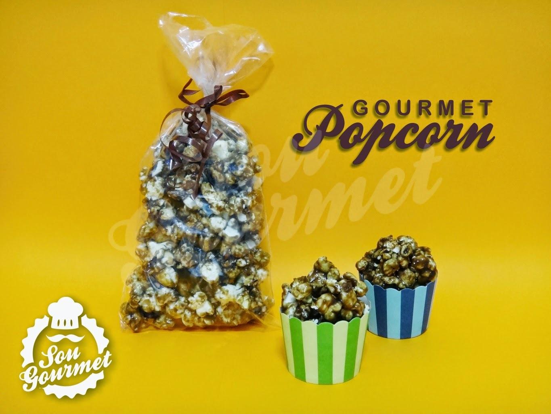 Pipocas Gourmet - Aprenda como fazer e os segredos!