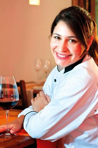 Conheça mais sobre a nossa Chef Mariana Palmeira