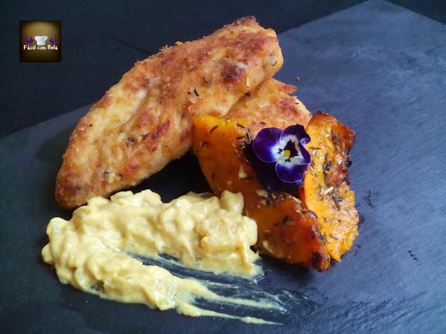 Pollo Adobado con Curry por Joan Roca - Pollastre Adobat Amb Curri