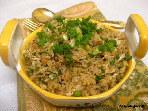 Fried Rice - The Quintessential Comfort Dish