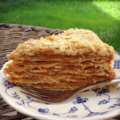 Torta de Hojas
